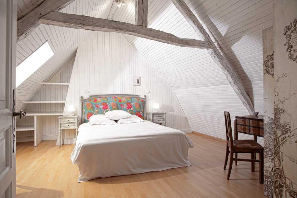 Chambre n°2 à l'étage